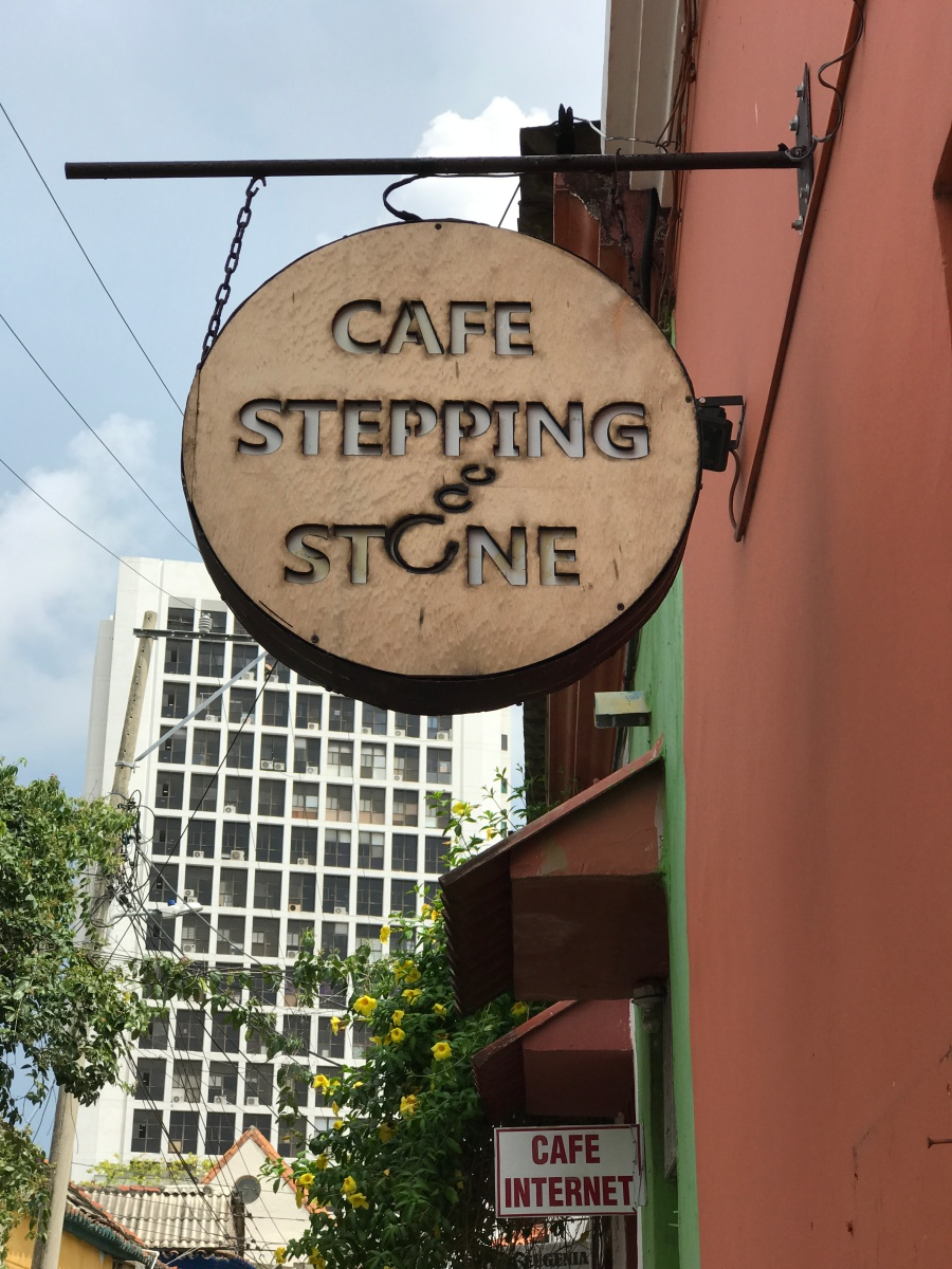 Tuesday Coffee Date: Cafe Stepping Stone