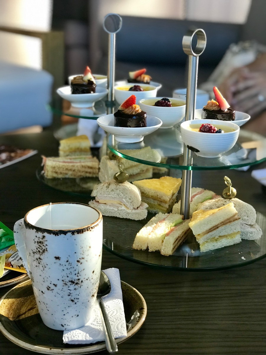 High Tea:  Cartagena City Guide