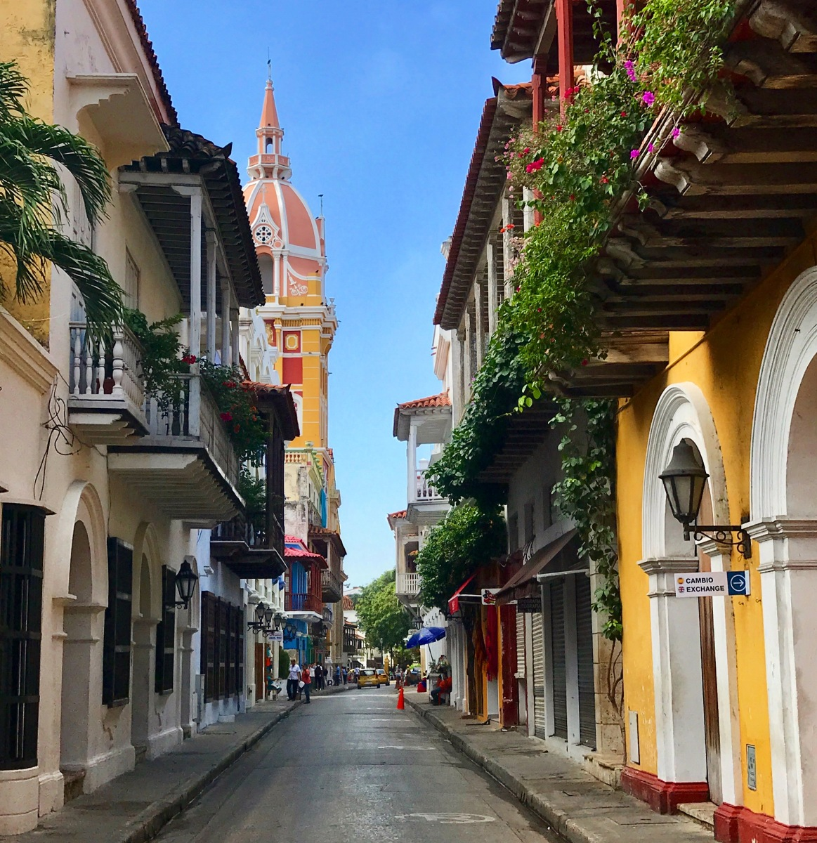 My Love Letter to Cartagena