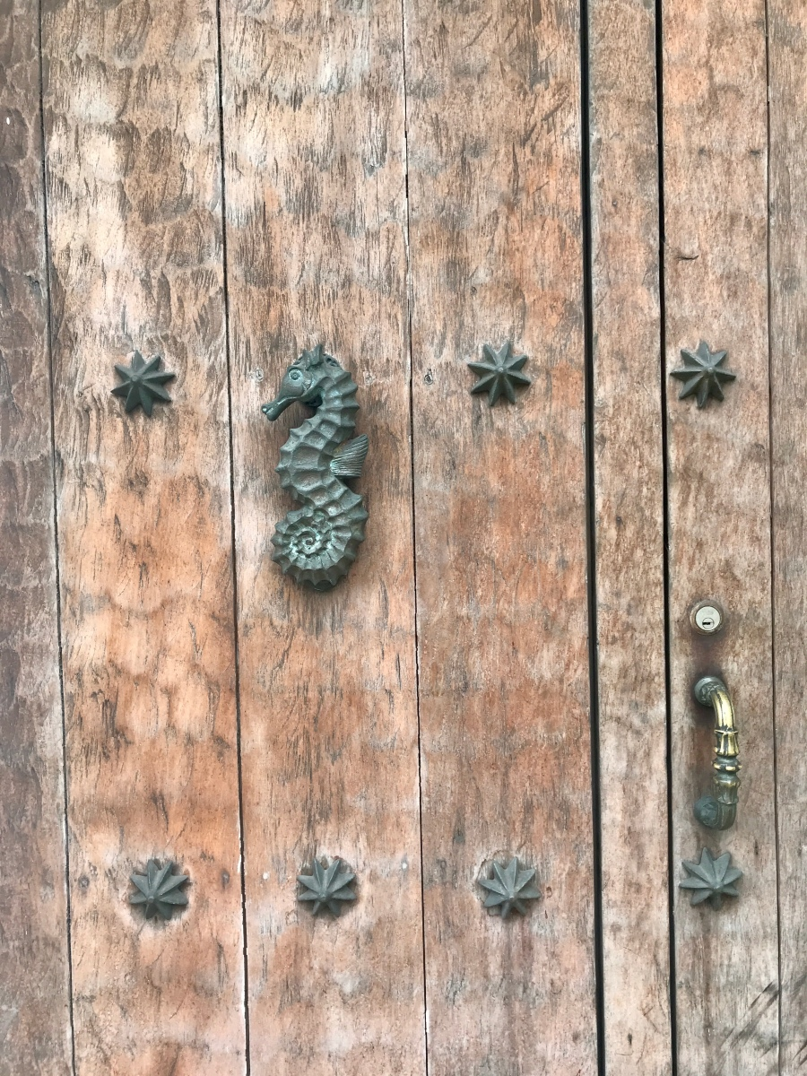 The Story of Cartagena Door-Knockers